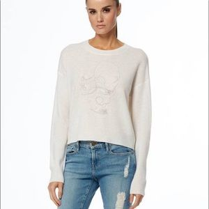 New with Tags Skull Cashmere Jamie Sweater.